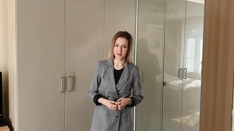 Отзыв Лизаветы Наумовой о курсе Профессия мечты организатор пространства