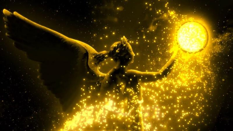 888 Гц Благословения ангелов Привлечь изобилие любовь и полноту Золотая энергия