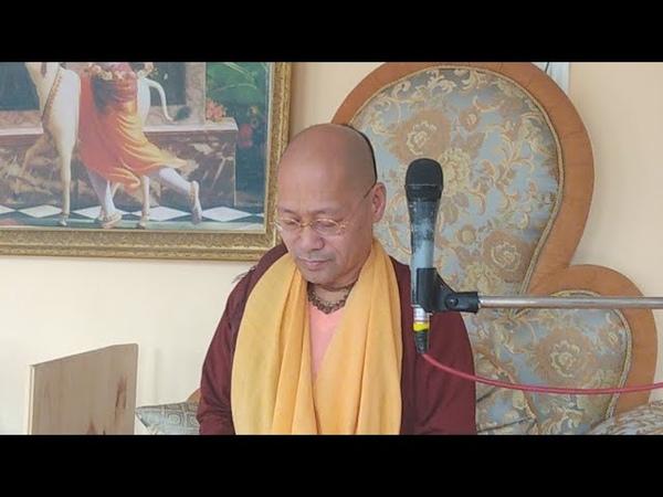 HH BA Janardana Swami - SB 4.22.63 - May 1, 2020