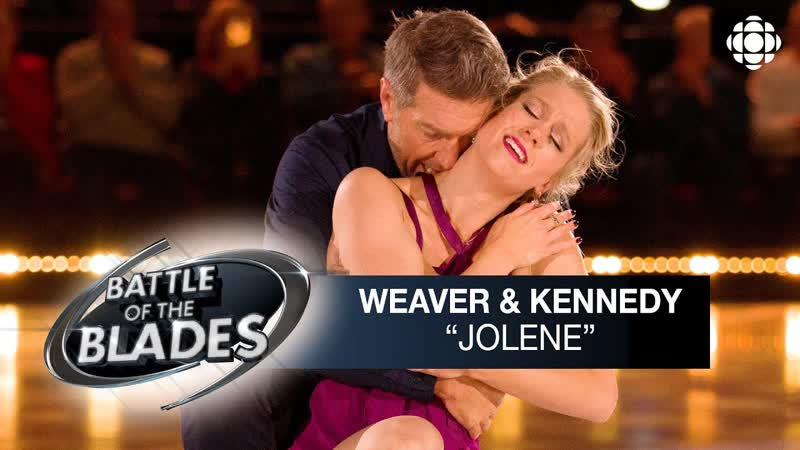 Kaitlyn Weaver and Sheldon Kennedy perform to 'Jolene' by Dolly Parton Battle of the Blades S05E03