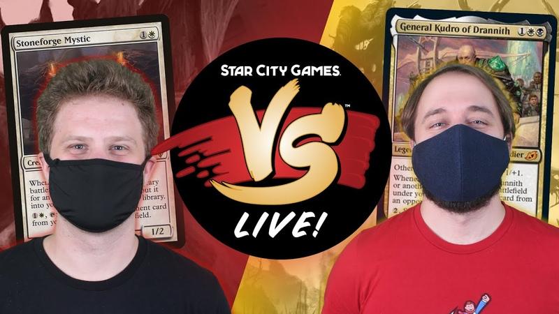 VS Live Bant Stoneblade VS Humans Modern Match 3