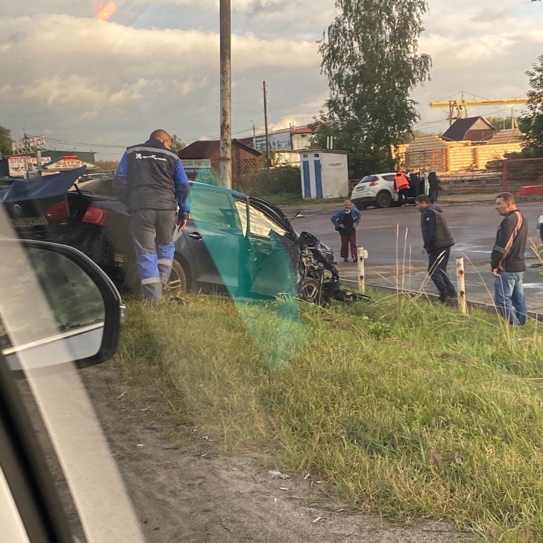 смертельная авария в Кстовском районе, пять человек погибли в ДТП в Кстовском районе сегодня 19 сентября
