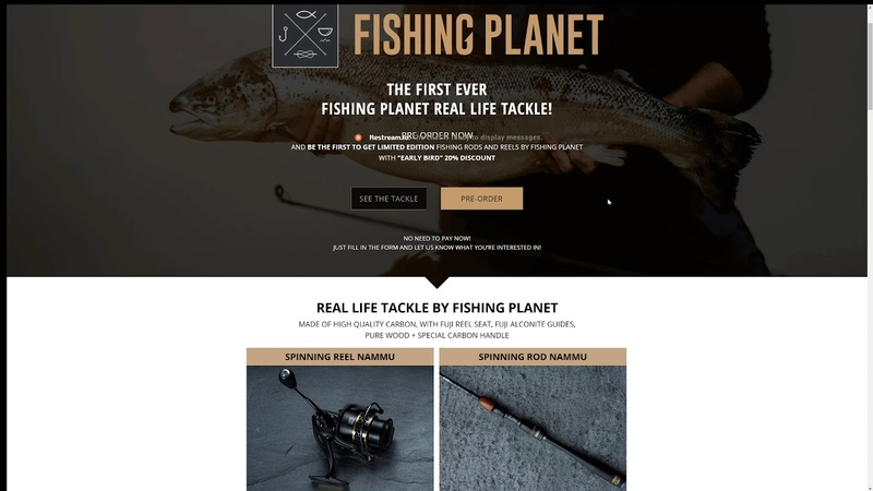 Fishing Planet. Новый водоём - река Бьяра, Боливия, Амазония! Новый магазин! Снасти FP в реале!