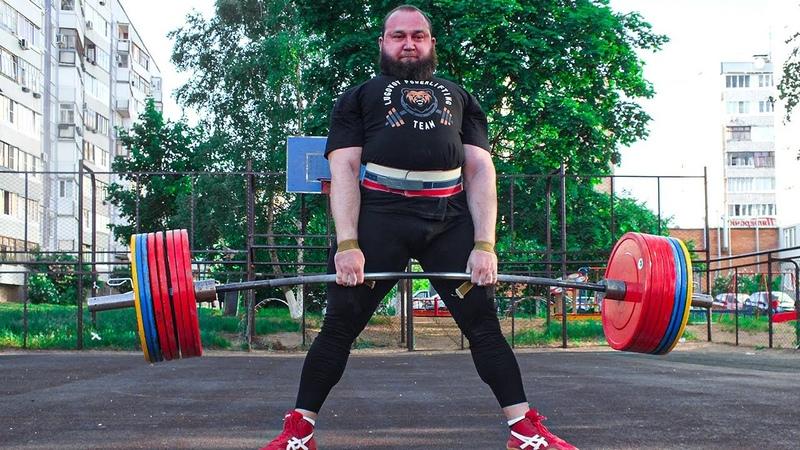Луговой Александр тяга 380х3