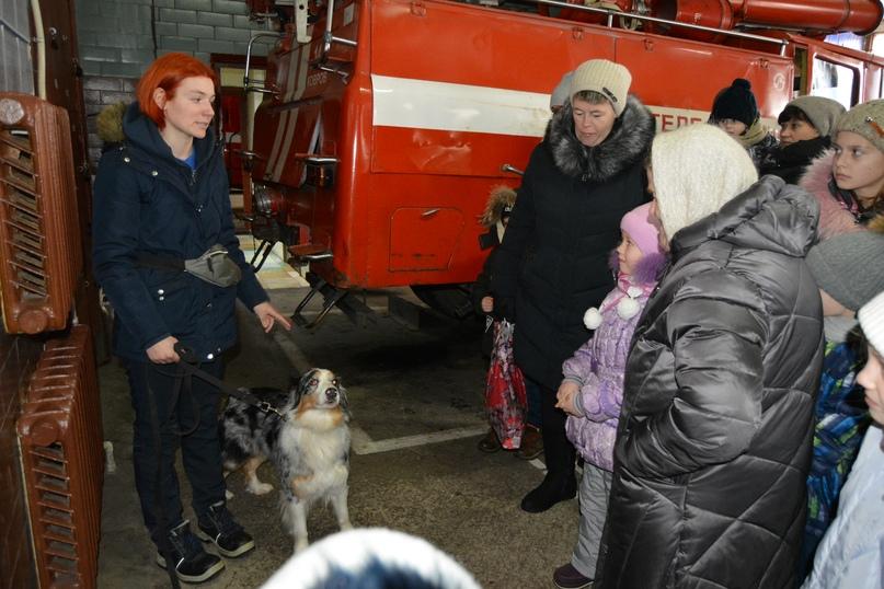В Коврове прошел день открытых дверей посвященный 116-летнему дню рождения пожарного депо., изображение №26