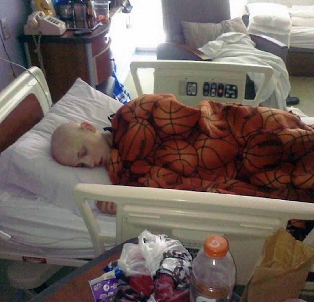 Парень, победивший онкологию