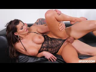Spizoo Becky Bandini Up Close And Personal- Busty MILF Cumshot Natural Big Boobs