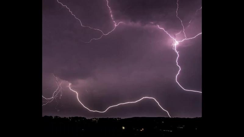 буря на Оке