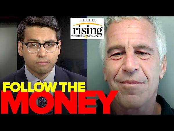 Saagar Enjeti REVEALED how Epstein funded sex trafficking ring with Wall Street help