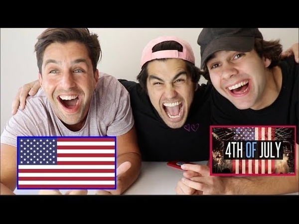 INSANE 4TH OF JULY TRIVIA WITH PUNISHMENTS PAINFUL FT DAVID DOBRIK TODDY SMITH SCOTTY SIRE