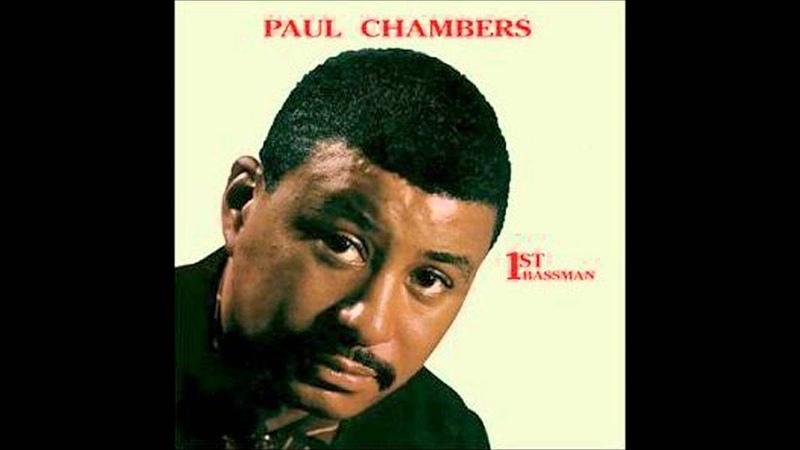 1st Bassman Paul Chambers Mopp Shoe Blues