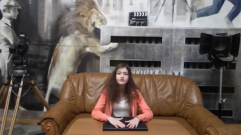 Новогоднее обращение самой молодой общественницы России Балкиной Анны 2020 год