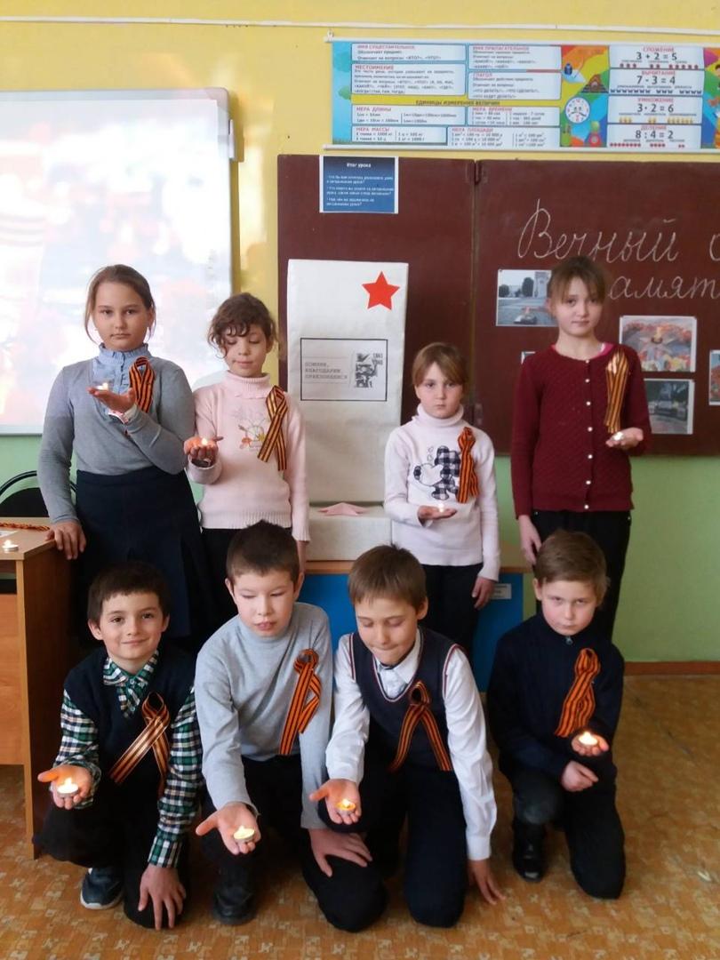 В Петровском районе продолжаются мероприятия акции «Панфилов с нами!»