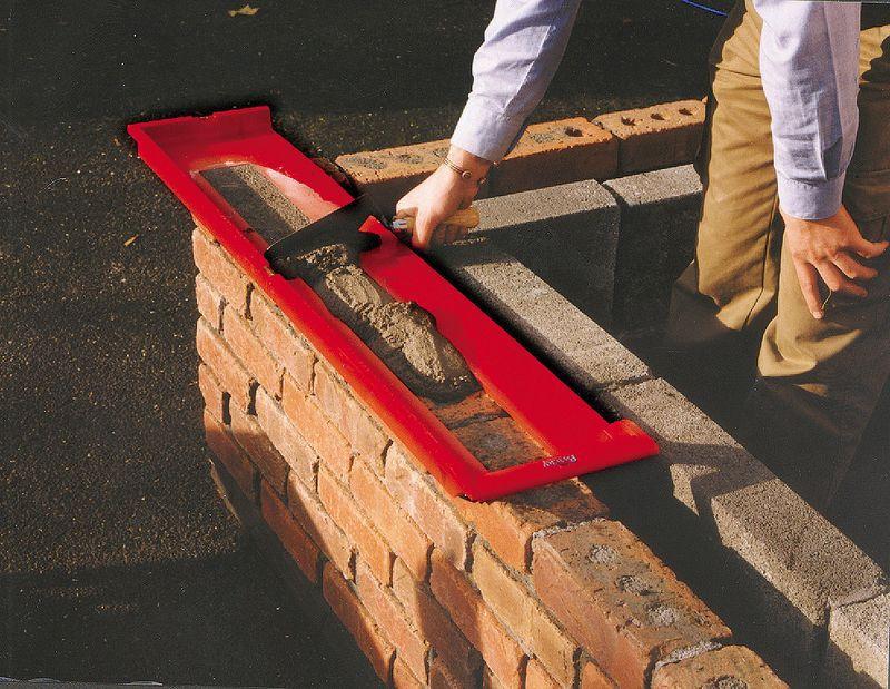 BRICKY - инструмент для кладки кирпича.