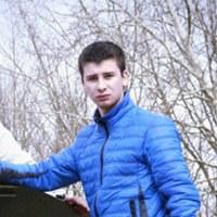 Фотография страницы Антона Малева ВКонтакте