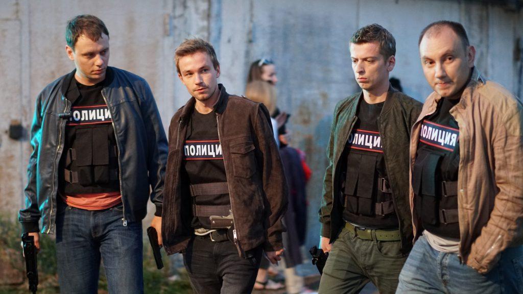 «Полицейский с Рублёвки»: Денег нет, но вы задержаны.