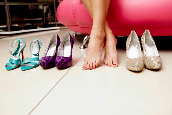 Как растянуть обувь в домашних условиях, изображение №1