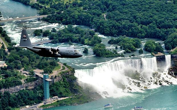 Ниагарский водопад, изображение №6