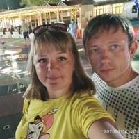 Фотография страницы Натальи Михайловой ВКонтакте