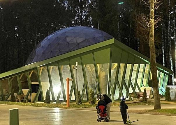23 октября планируется открытие планетария в нижег...