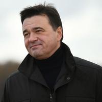 Андрей Воробьев Овен