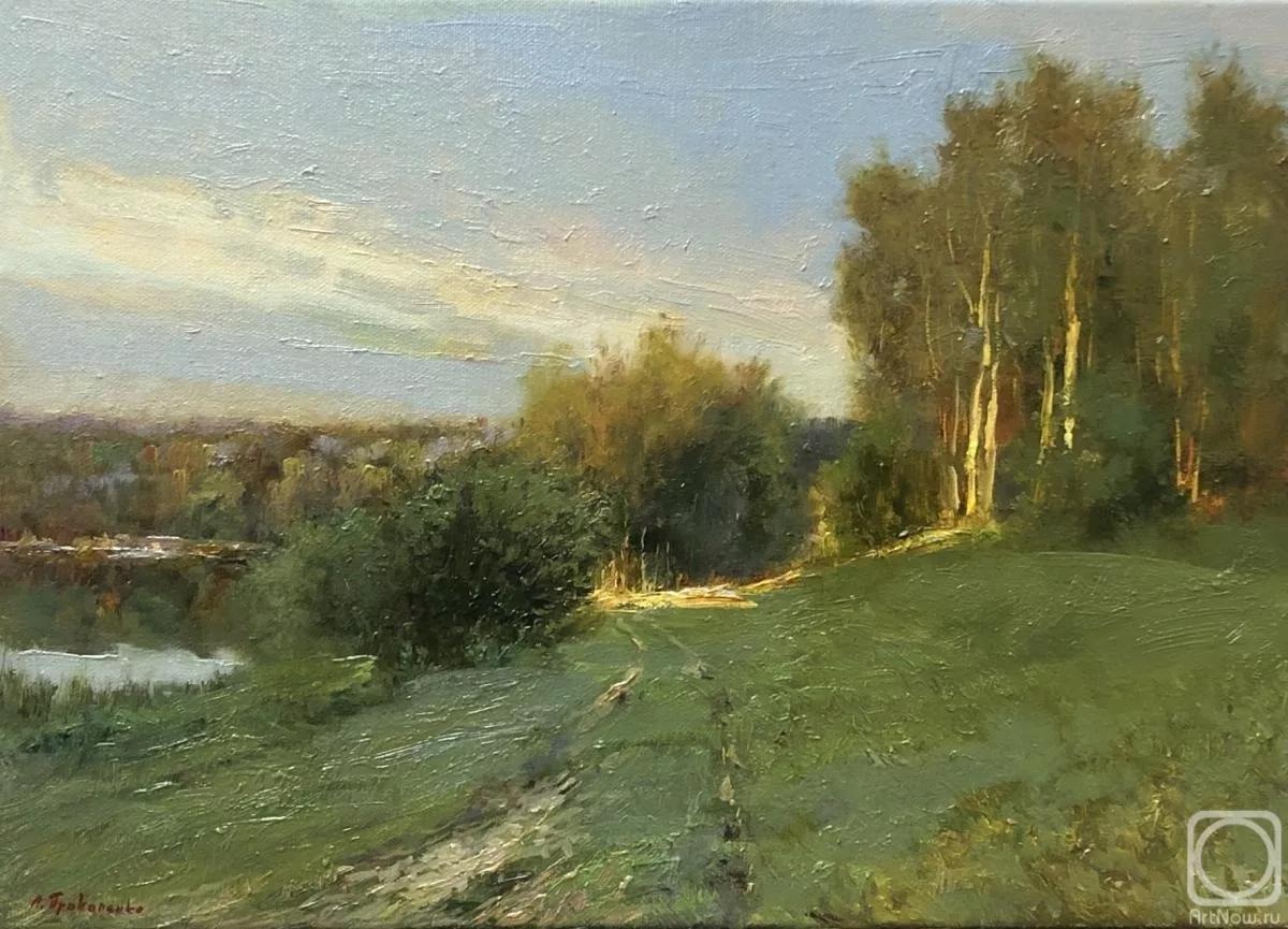Александр Прокопенко — современный художник из Москвы.
