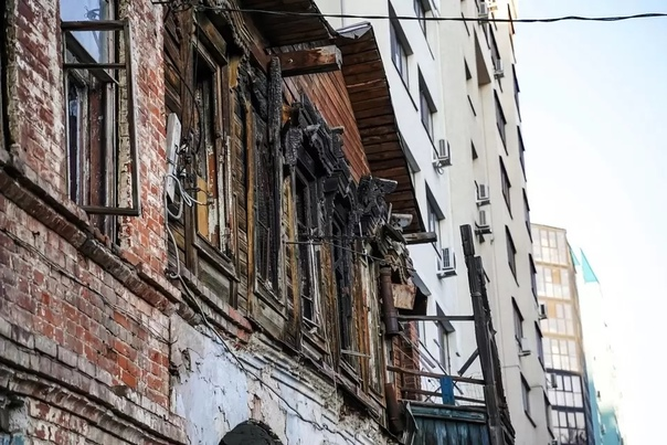 В Куйбышевском районе Самары будут сносить ветхие ...