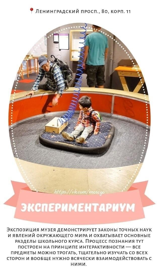 ТОП-9 музеев, в которые интересно сходить с детьми и всей семьей: