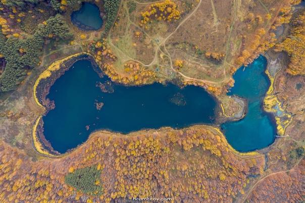 Озеро Ключик | Ворсма | Нижегородская область  Фот...