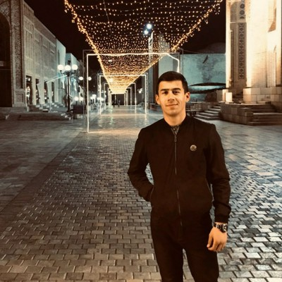 Адхам, 24, Bukhara