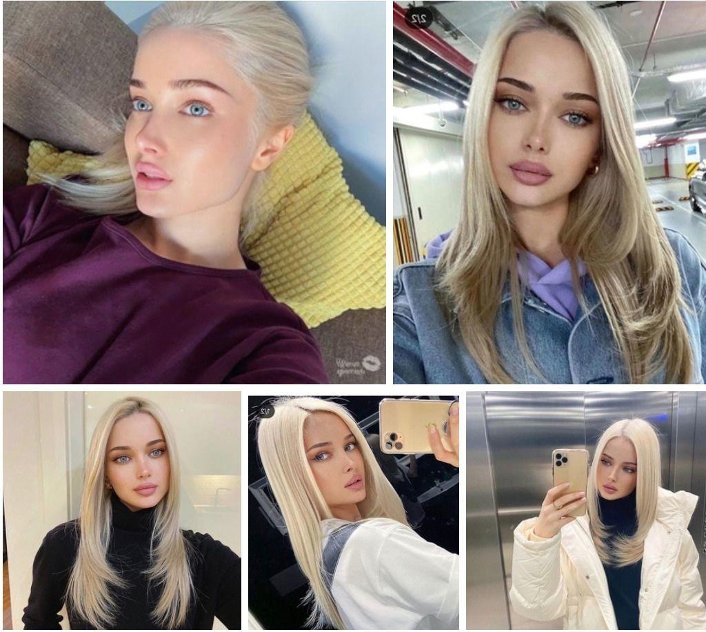 22-летняя россиянка была признана самой красивой девушкой в мире