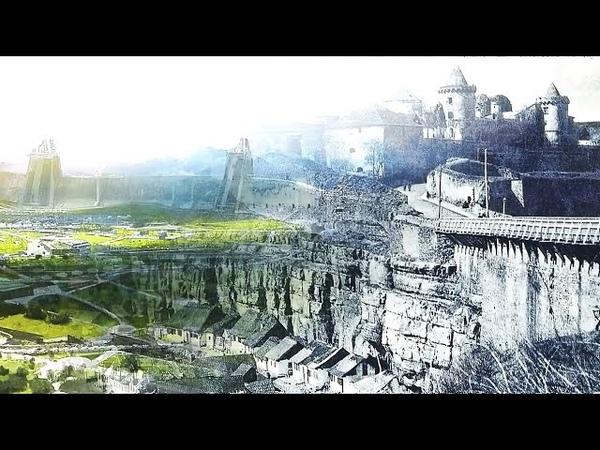 Тайны Древнего монастыря 15 го века Некрополь или ГОРОД БУДУЩЕГО