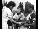 Кубок УЕФА 1988/89. 1/32ф. 1 матч. Днепр - Бордо Франция 1-1. Весь матч ТВ Франции