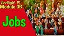 Spotlight 10 Модуль 3B. Jobs