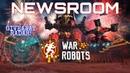 War Robots - Newsroom! Giveaway Radar!