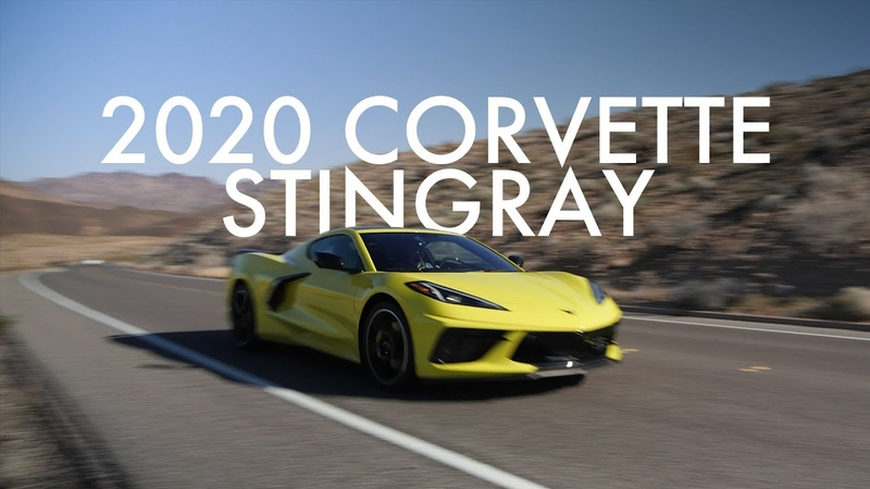 Here is whats ALL NEW for the 2020 Chevrolet Corvette Stingray   Full Review