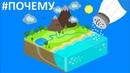 Почему Море Соленое❓❗ Просто о Сложном для Всей Семьи. Наука и Интересные Факты для Школьников 7