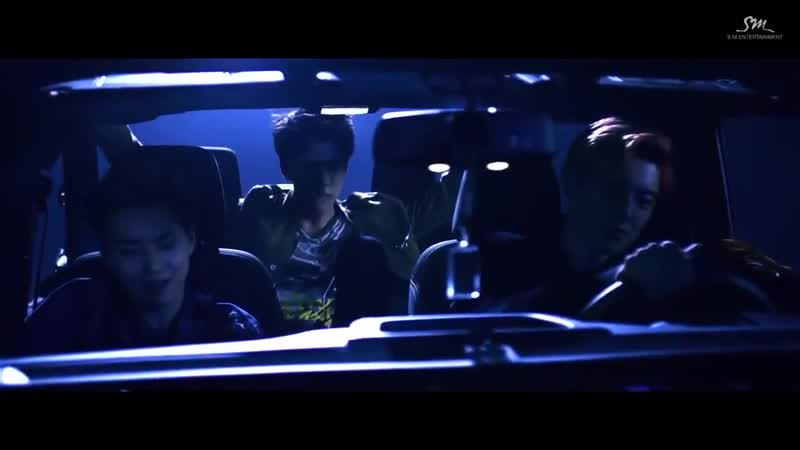 Thats why Chanyeol l Junmyeon and Sehun are in the car happy about how their plan went perfectly This also show how the even