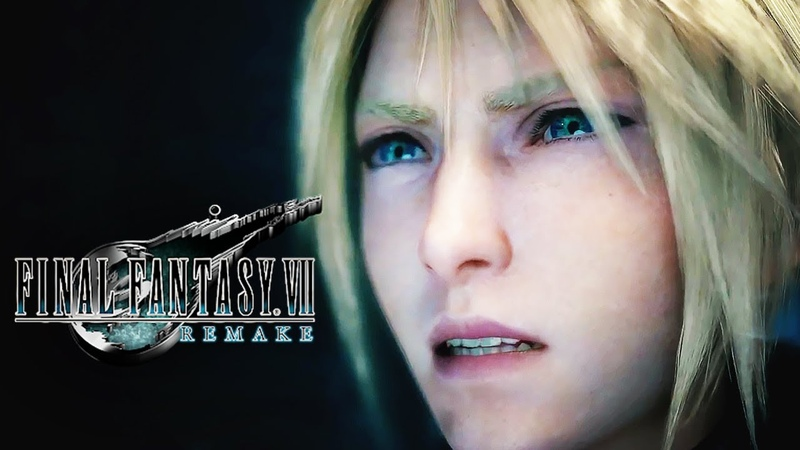 Final Fantasy VII Remake Official Final Reveal Trailer