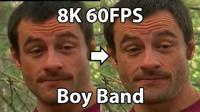 Oh, shit. Im sorry, но в 8K 60FPS