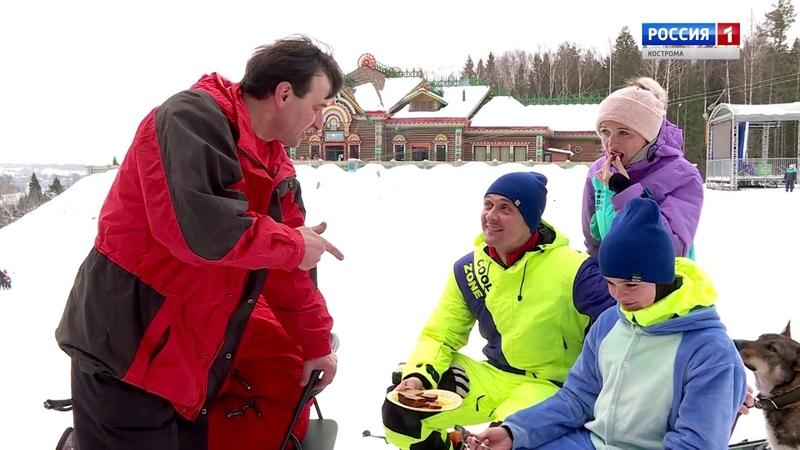 29 февраля 8 30 Россия 1 Анонс Передачи Сделано в Костроме