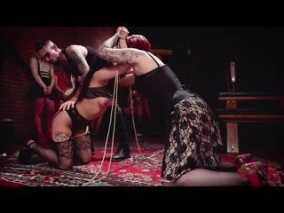 Aiden Starr, Ana Foxxx, Chloe Cherry порно porno
