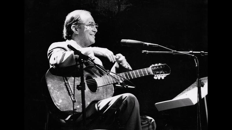 Edgar Blanc Desafinado Tom Jobim arr guitare Tribute to Joao Gilberto