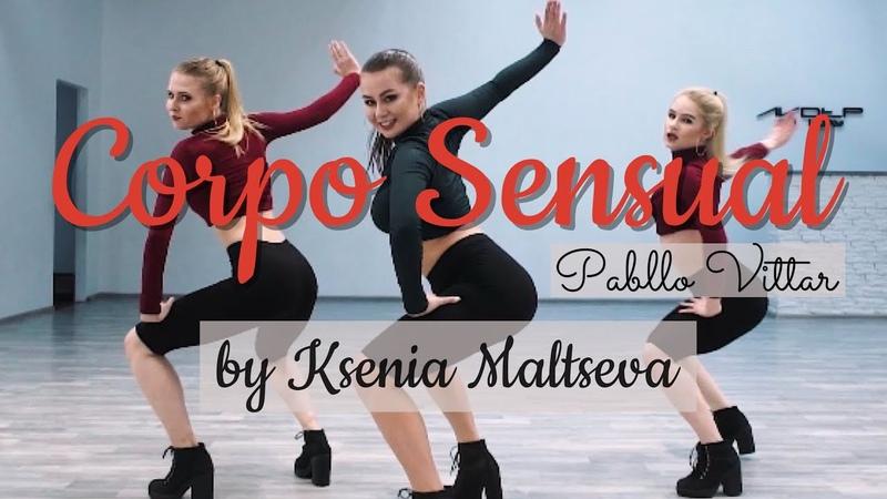 CORPO SENSUAL by Ksenia Maltseva Heels Choreo