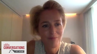 Conversations at Home with Gillian Anderson of SEX EDUCATION