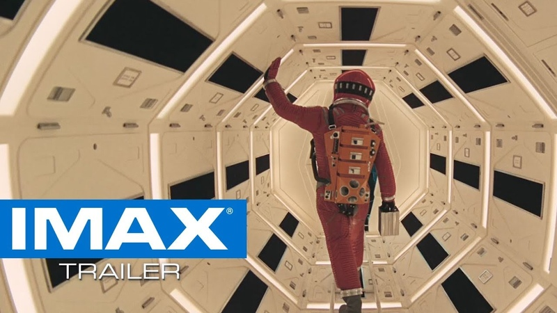 2001 A Space Odyssey IMAX® Trailer
