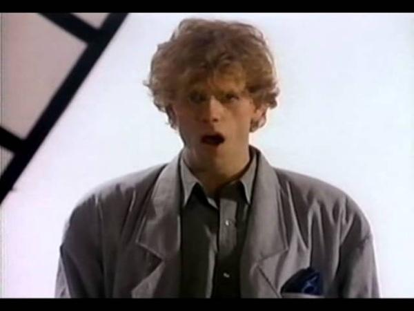 Al Corley Cold Dresses 1984 Original clip