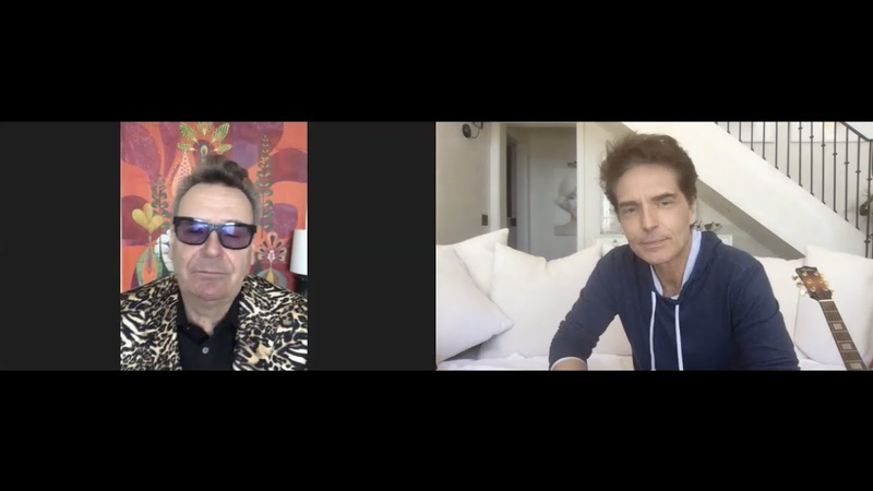 Richard Marx Social Distancing Episode 10 with Greg Proops