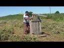 Райондашыбыз Рәис Газизулллин үзе ясаган печән пресслау җайланмасы белән кышка малларына азык әзерли