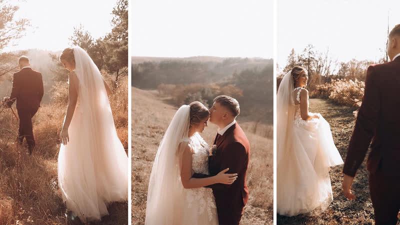 Свадебный фильм свадебное видео в городе Белгород